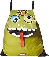 Hunter Kids - Original Character Drawstring Backpack (Kids)