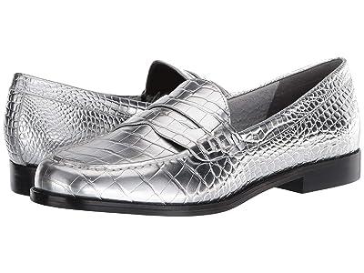 Marc Fisher LTD Halli (Silver Leather) Women