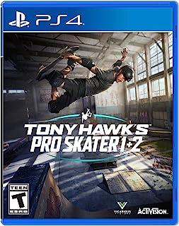 Tony Hawk's Pro Skater 1 + 2(輸入版:北米)- PS4