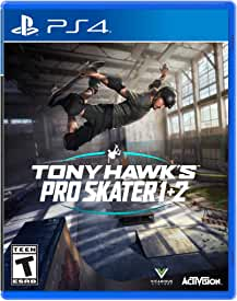 Tony Hawk's Pro Skater 1 and 2 Officially Drops Today from Activision