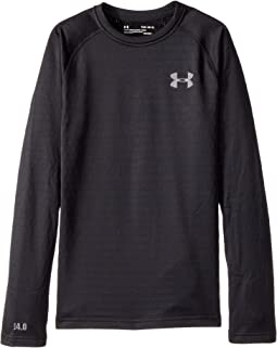 Under Armour Kids - UA Base 4.0 Crew (Big Kids)