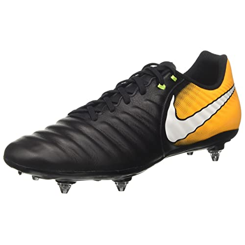0caac1797084f Nike Men s Tiempo Ligera Iv Sg Football Boots Black