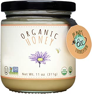 GREENBOW Organic Honey - 100% USDA Certified Organic, Gluten Free, Non-GMO Organic Honey - Highest Quality Whole Food Orga...