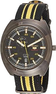 Seiko Sport 5 Nylon Band Automatic Men's Watch SSA289J