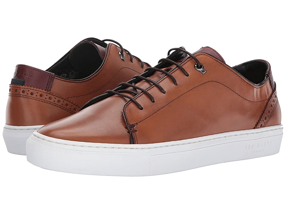 Ted Baker Duuke (Tan Leather) Men