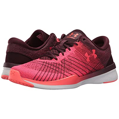 Under Armour UA Threadborne Push TR (Raisin Red/Red/Marathon Red) Women