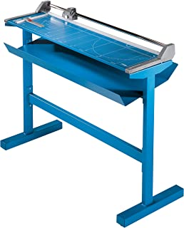 Dahle 558s Professional Rolling Trimmer w/Stand, 51-1/8