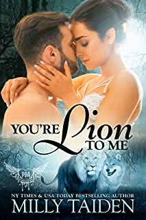 You're Lion to Me (Paranormal Dating Agency Book 20)