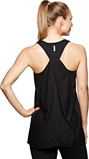 RBX Active Women's Back Detail Flowy Yoga Tank Top