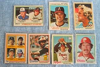 mike schmidt 1978 topps baseball card