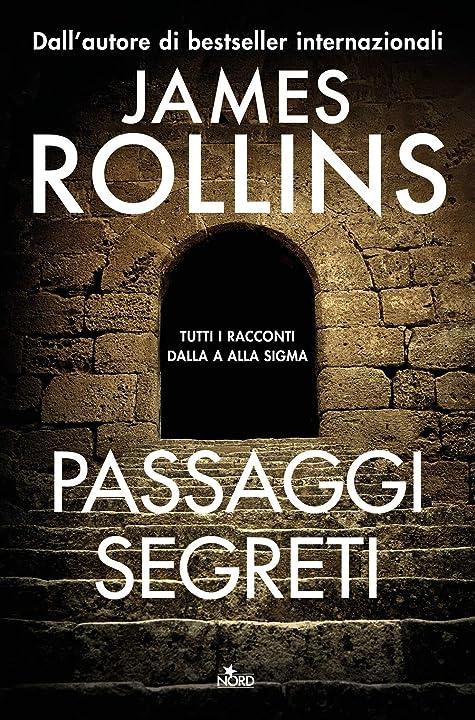 Passaggi segreti. tutti i racconti dalla a alla sigma (italiano) copertina rigida 978-8842933700
