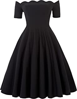 Best off the shoulder skater dress Reviews