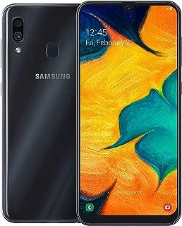 Samsung Galaxy A30 Dual SIM 64GB 4GB RAM 4G LTE - Black