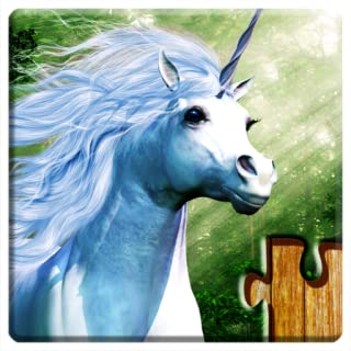 Unicorns Jigsaw Puzzles for Kids - Free Trial Edition - Fun and Educational Unicorn Puzzle Game for Kids and Preschool Toddlers, Boys and Girls 2, 3, 4, or 5 Years Old