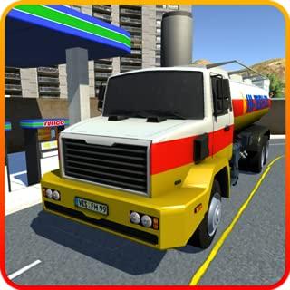 OffRoad Oil Tanker Cargo Transport Game