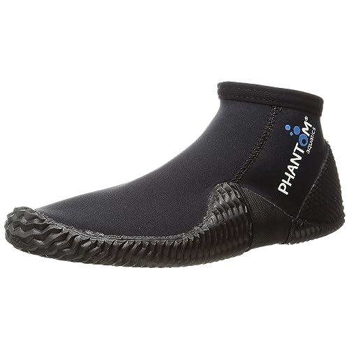 3mm Neoprene Pull-on Socks For Scuba Diving Snorkeling Swimming Mens Size 6 New Large Assortment Fins, Footwear & Gloves Sporting Goods