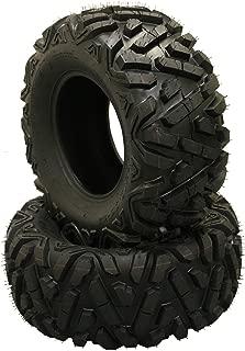 2 New WANDA ATV Tires 25X10-12 6PR P350-10165