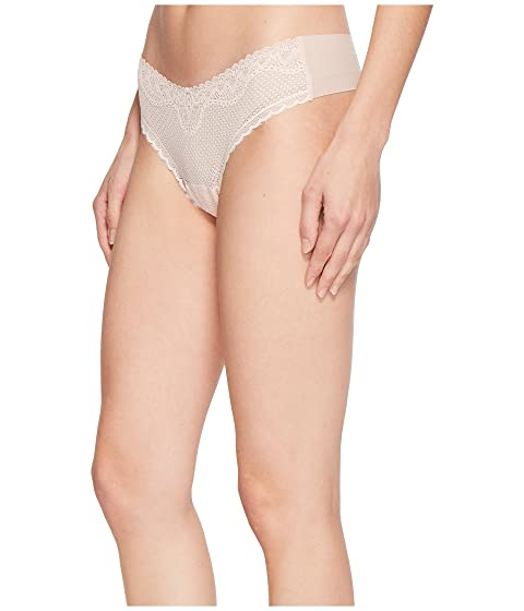 CT330 Stretch Blush Commando Perfect Thong Lace w6qIfO7