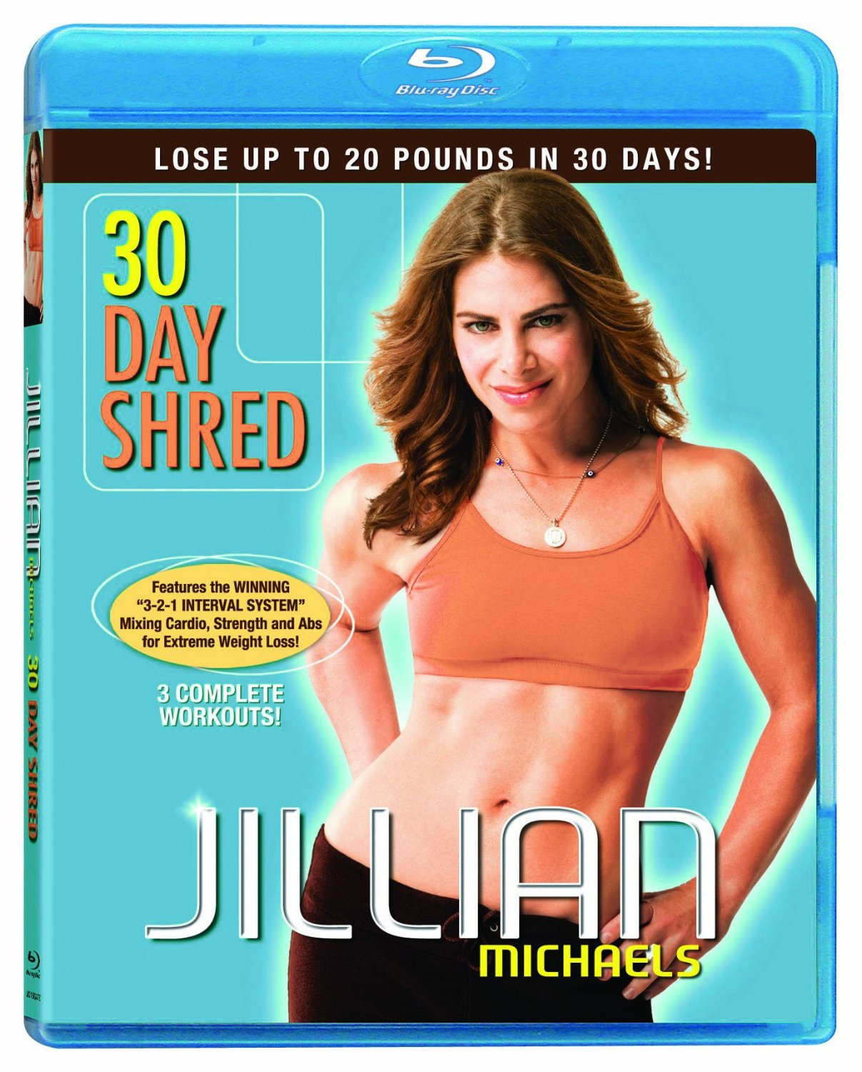 Jillian Michaels: Sales for sale OFFicial 30 Day Shred