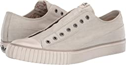 Coated Linen Low Top