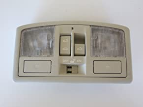Mazda 2010-2013 3 Overhead Console Dome Light Sun Roof Switch OEM BCN869970B75