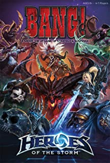 Heroes of The Storm Bang Game
