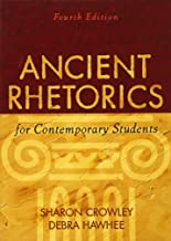 Ancient Rhetorics for Contemporary Students