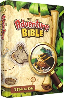 Best NIV, Adventure Bible, Hardcover, Full Color Review