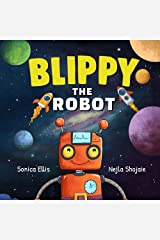 Blippy The Robot: Robot Book For Kids 3-5 (Riddles & Jokes Included) Kindle Edition