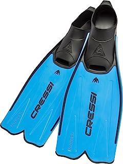 Cressi Rondinella - Aletas de gama alta para iniciación y snorkeling