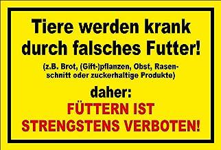 20 VAR S00225-014-G 30x20cm 3mm Aluverbund Melis Folienwerkstatt Schild H/ände desinfizieren