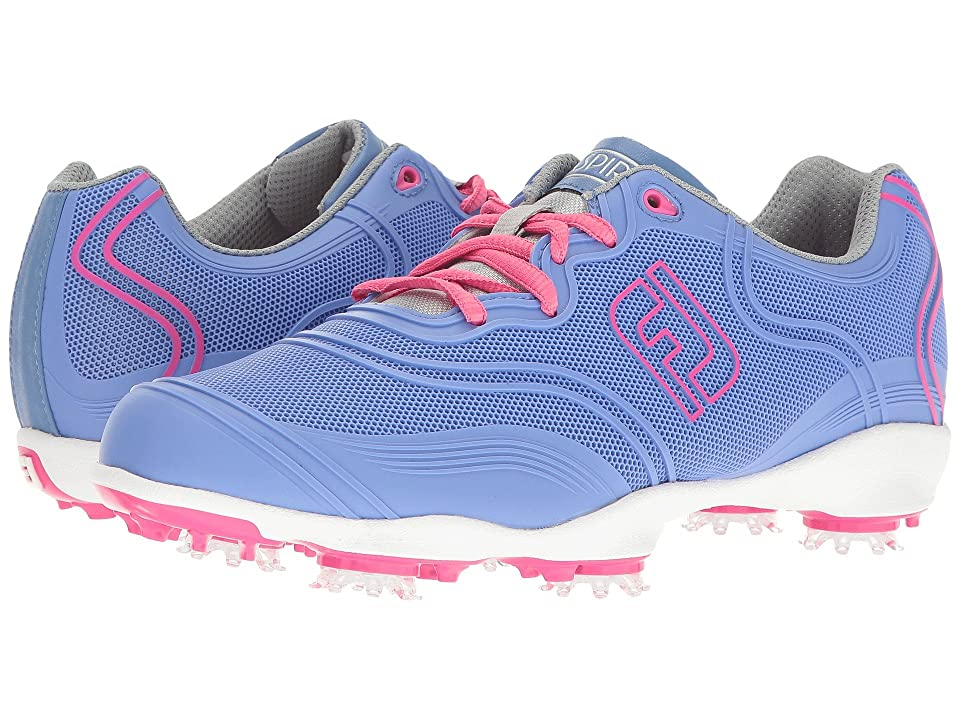 FootJoy Aspire Cleated Full Flexgrid (Periwinkle) Women