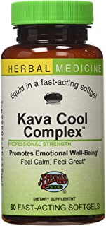 Kava Cool Complex Herbs Etc 60 Softgel