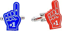 Cufflinks Inc. - 3D Foam Finger Set Cufflinks