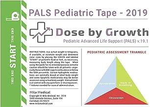 pals pediatric tape