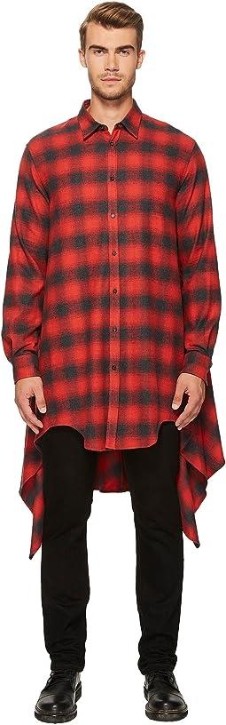 DSQUARED2 - Grunge Blanquet Shirt