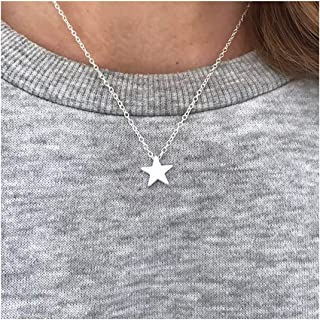 Gold Layered Pendant Necklaces for Women,Dainty Layering Cute Disc/Karma/Bar Necklcace,Trendy Elegant Fashion Necklace
