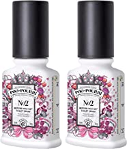 Poo-Pourri Before You Go Toilet Spray 2 Oz, 2 Pack (No 2)