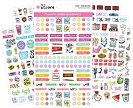 Best functional planner stickers free Reviews