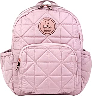 TWELVElittle Kids Little Companion Backpack (Blush Pink)