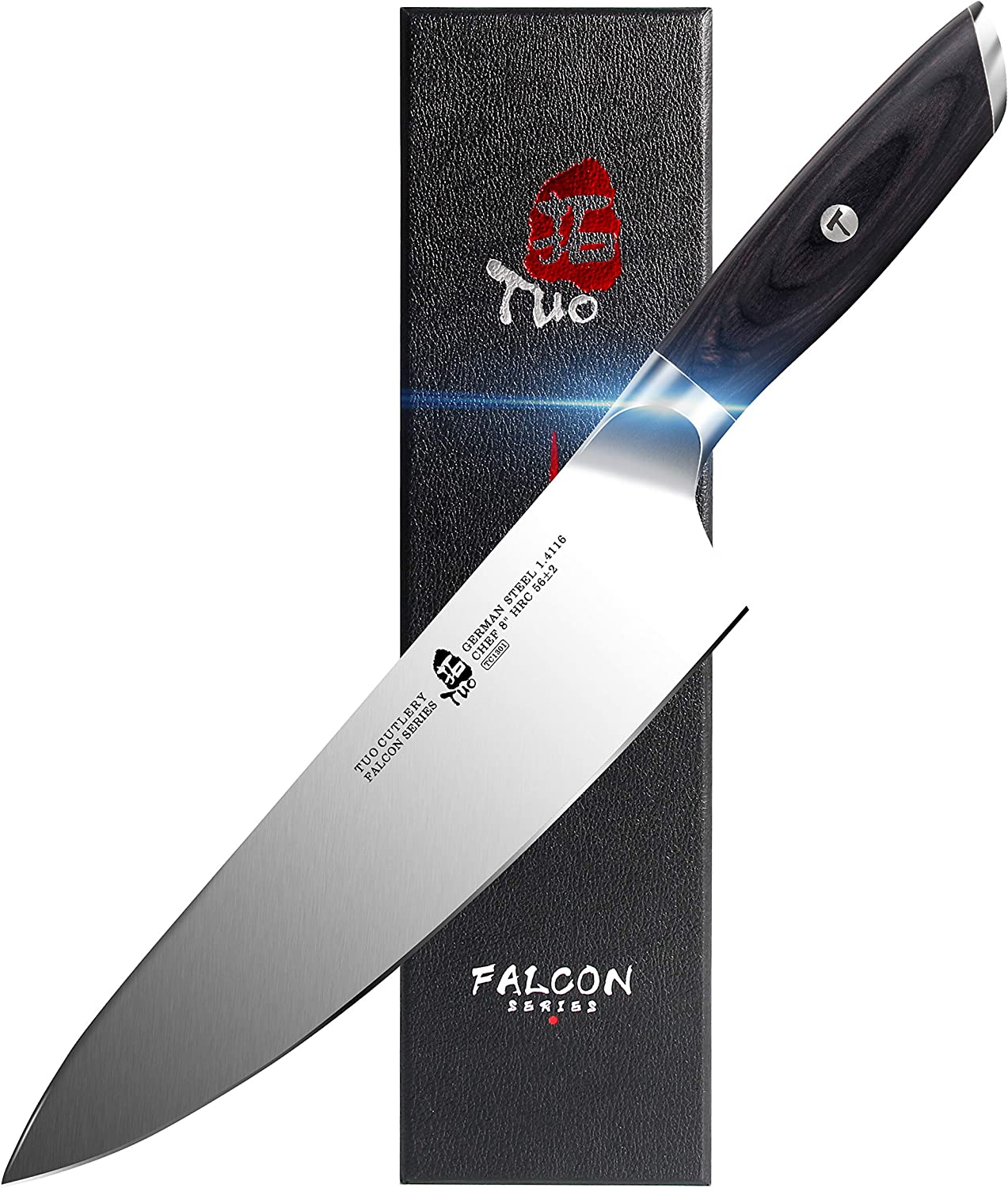 TUO Chef Knife 8 inch Japanese Indianapolis Mall Gyut Cheap mail order shopping - Kitchen Cooking