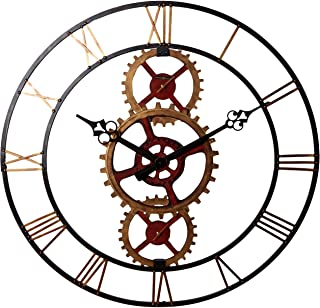 Howard Miller HANNES Wall Clock, Plastic