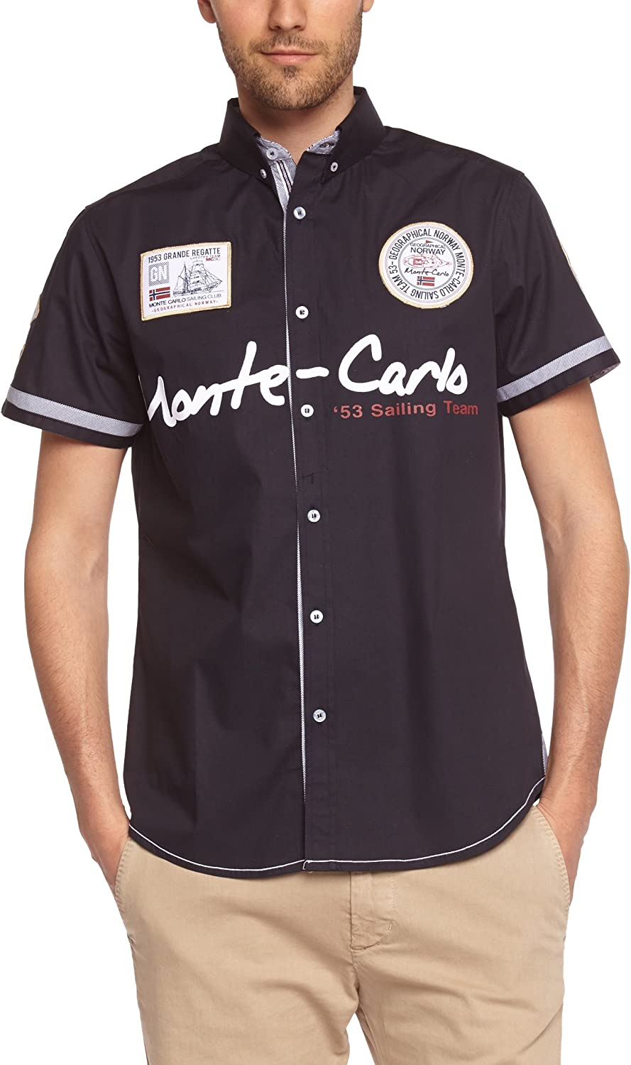 Geographical Norway Camisa para Hombre