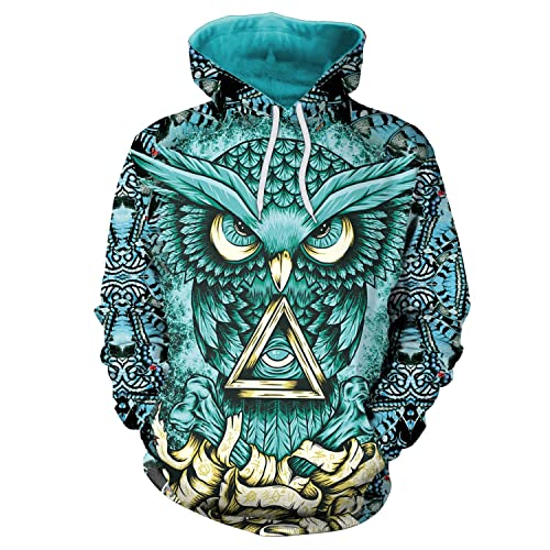 bfb1cf53237d U LOOK UGLY TODAY Unisex Men Women Sweatshirt 3D Digital Printing Funny  Hoodie Pullover with Pockets
