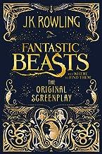表紙: Fantastic Beasts and Where to Find Them: The Original Screenplay (English Edition) | J.K. Rowling