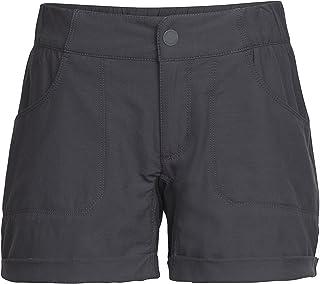 Icebreaker Merino Women's Connection Shorts, Monsoon, Size 28