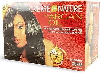 Creme of Nature Argan Oil Relaxer Formula, Super