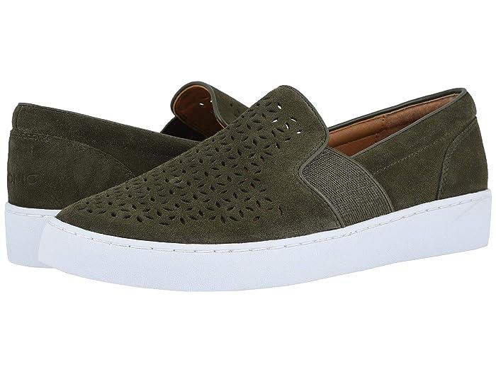 VIONIC  Kani (Olive) Womens Slip on  Shoes