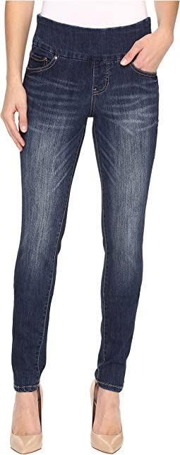 Nora Pull-On Frontline Denim Skinny in Flatiron