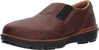 Timberland Pro Mens BOLDON Slipon Al SDP Brown Shoe